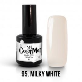 ColorMe! 95 - Milky White 12ml Gel Polish